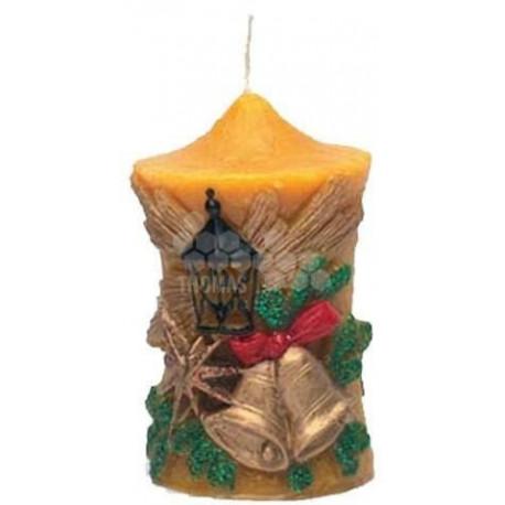 moule a bougie bougie avec cloche thomas apiculture. Black Bedroom Furniture Sets. Home Design Ideas