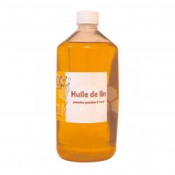 HUILE DE LIN