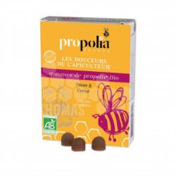 PROPOLIA - GOMMES DE PROPOLIS BIO PRUNE-CERISE (45 g)