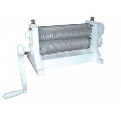 MACHINE A GAUFRER MANUELLE (L 300 MM - CELLULE 4.9 MM)