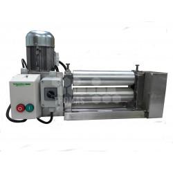MACHINE A GAUFRER ELECTRIQUE (L 300 MM - CELLULE 4.9 MM)