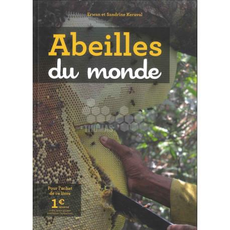 LIVRE - ABEILLES DU MONDE (KERAVAL)