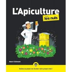 LIVRE - L'APICULTURE POUR LES NULS (Henri Clement)