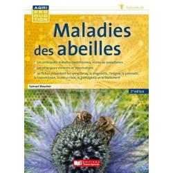 LIVRE - MALADIES DES ABEILLES - 2EME EDITION 2021