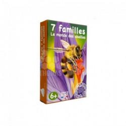JEU - 7 FAMILLES LE MONDE DES ABEILLES