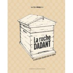 LIVRE - LA RUCHE DADANT (J.M HOYOUX)-1ere edition en fin de stock