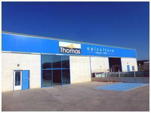 Magasin Thomas Apiculture de Montpellier